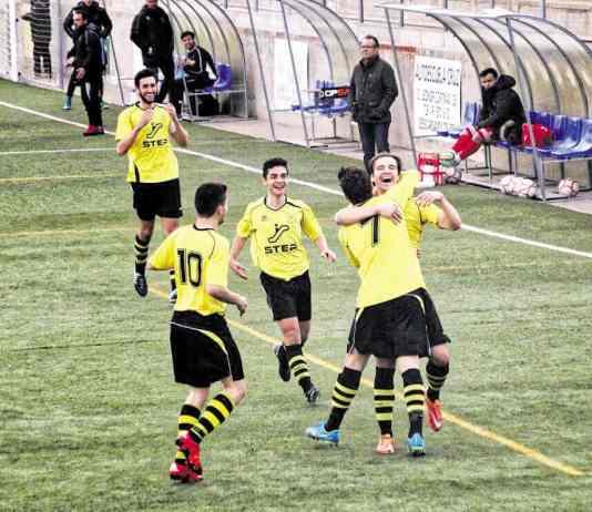 Fútbol en Villaverde. Temporada 2018-2019