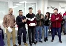 Marcos Lianes, vencedor del Campeonato Abierto de la Constitución