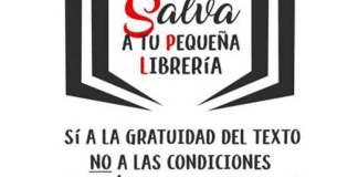Campaña Salvad las librerías