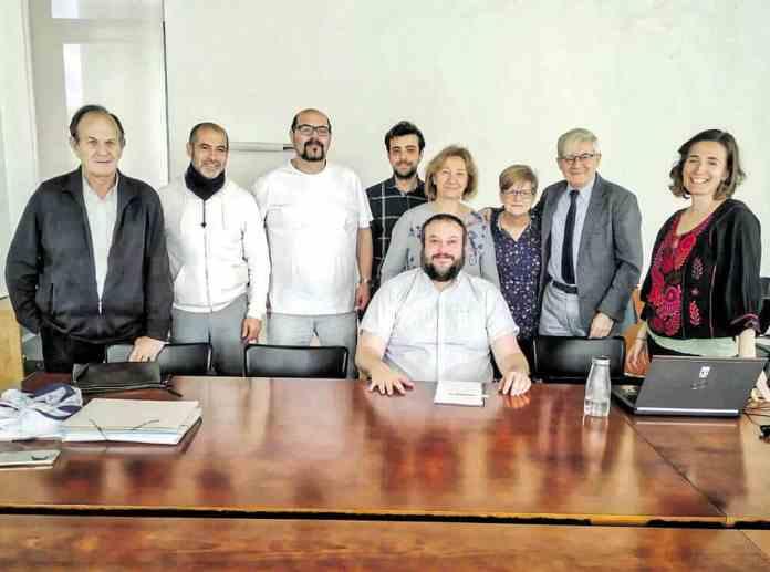 Última reunión de la Comisión de Vecinos de la Colonia Experimental