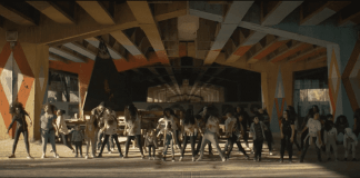 Baile zombie en San Cris