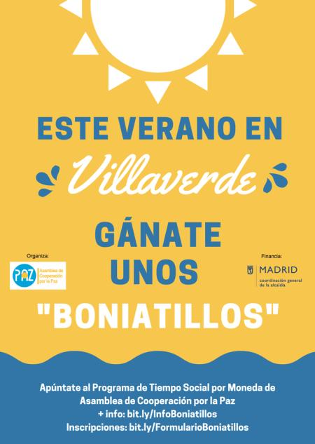 Cartel Boniatillos 2019