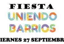 Fiesta Uniendo Barrios