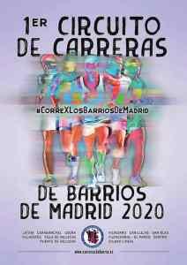 I Circuito de Carreras de Barrio de Madrid