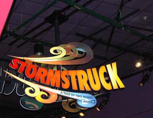 Stormstruck At Epcot Innoventions The Dis Unplugged