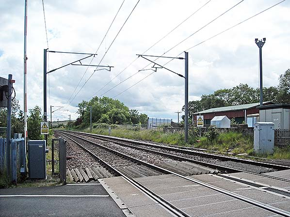 Disused StationsBeal For Hold Island Station