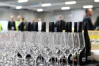 Hørkram abw glas vin reception