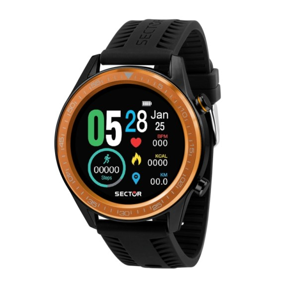 SMARTWATCH SECTOR S-02 R3251545503