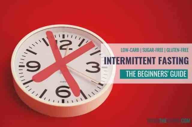 This is it!!! The Ultimate Easy to Follow Intermittent Fasting Guide for Beginners - how, when, why and even what to drink. #IF #keto #intermittentfasting #ketodiet #sugarfreediet