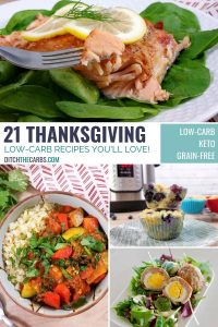 21 Low-Carb Thanksgiving Recipes You'll Love