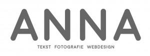 Anna,fotograaf,tekstschrijver,webdesign