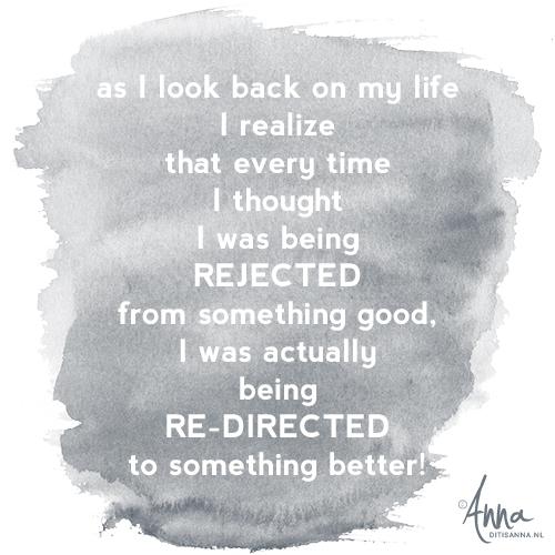 afwijzing,redirection