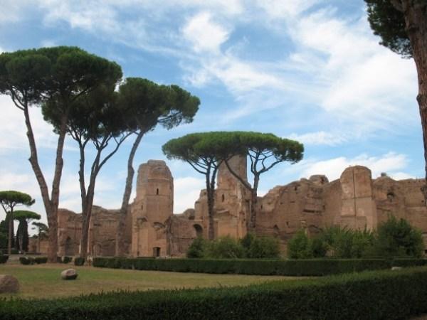 Rome Caracalla