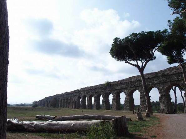 Rome aquaducten