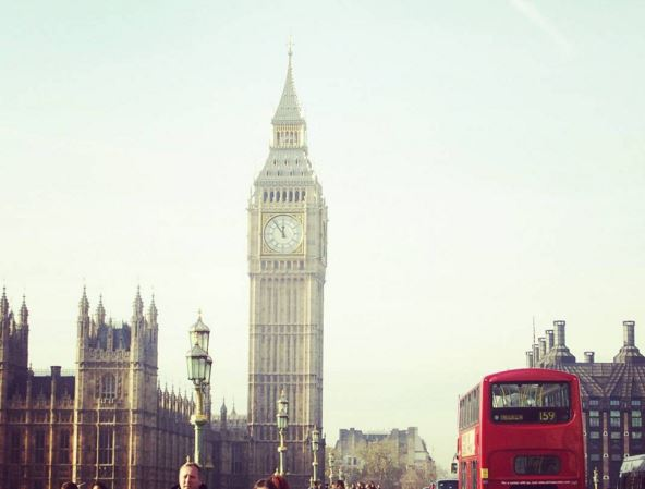 Londen is een fantastische stad!
