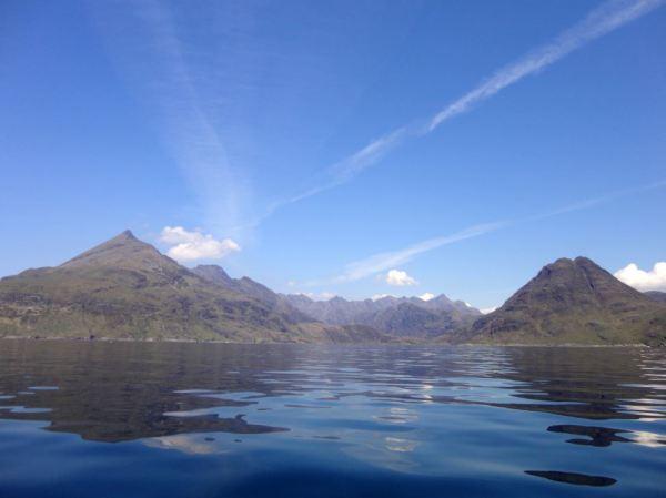 Prachtig boottochtje naar Loch Coruisk