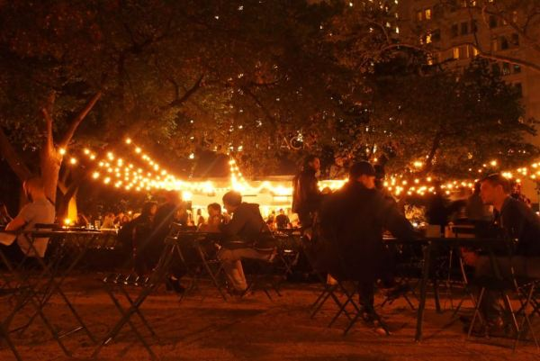 ShakeShack in Madison Square Park
