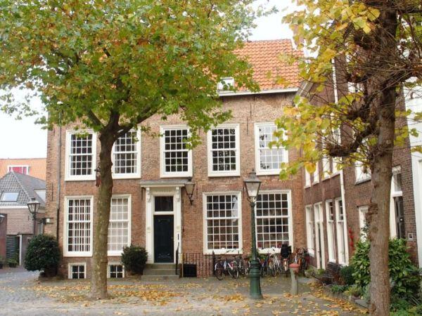 Het verstilde Pieterskwartier in Leiden