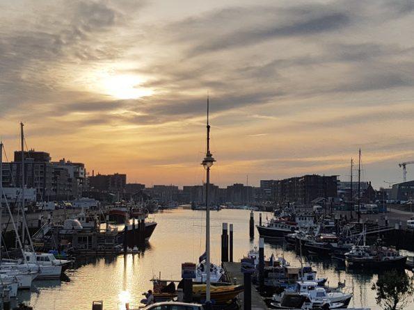 Haven Scheveningen week