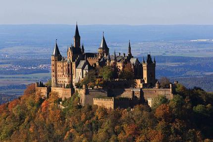 Zwarte Woud Hohenzollern