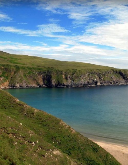 Donegal Ierland strand