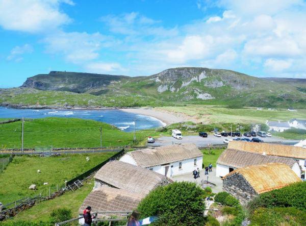 Glencolmcille Ierland Donegal