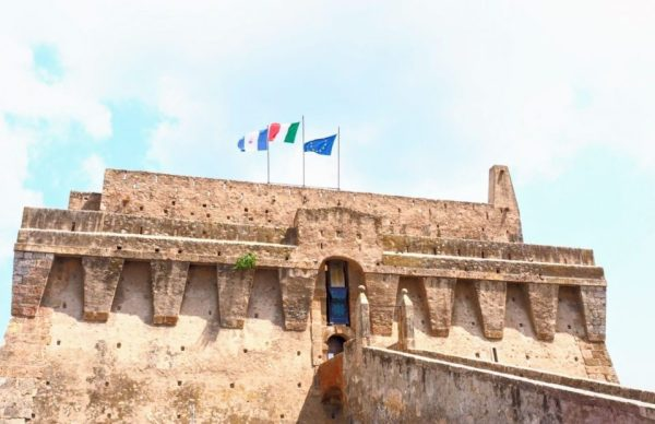 Spaans fort Monte Argentario