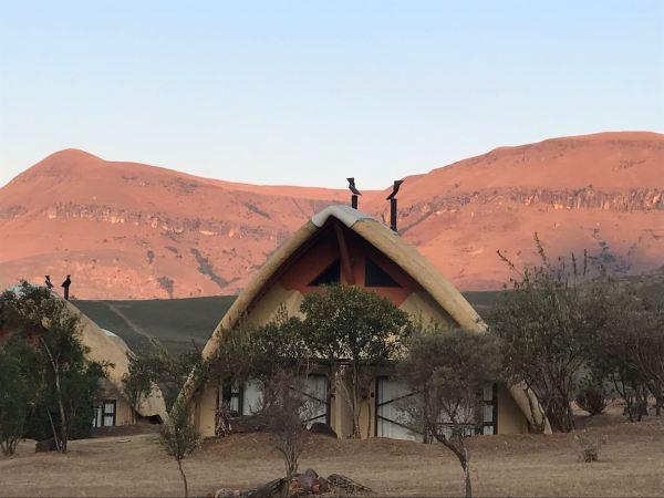 Drakensbergen Reistag