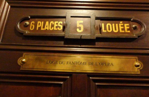 Spook Opera Parijs