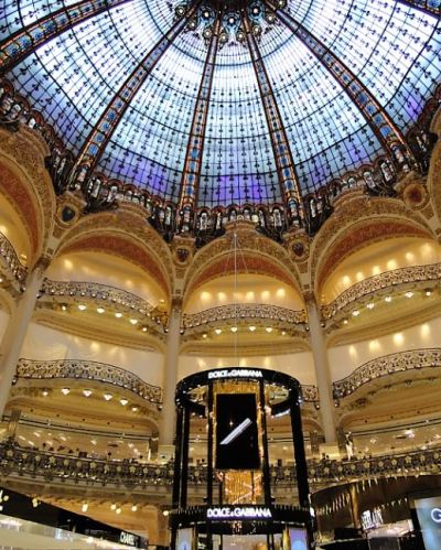 Lafayette Parijs