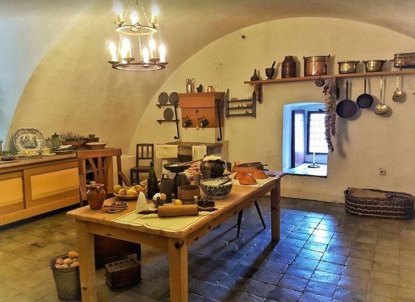 Keuken Kasteel Doorwerth