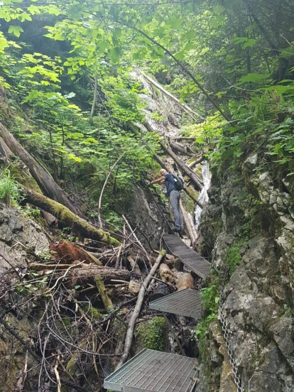 Klatoriska Gorge Oost-Europa