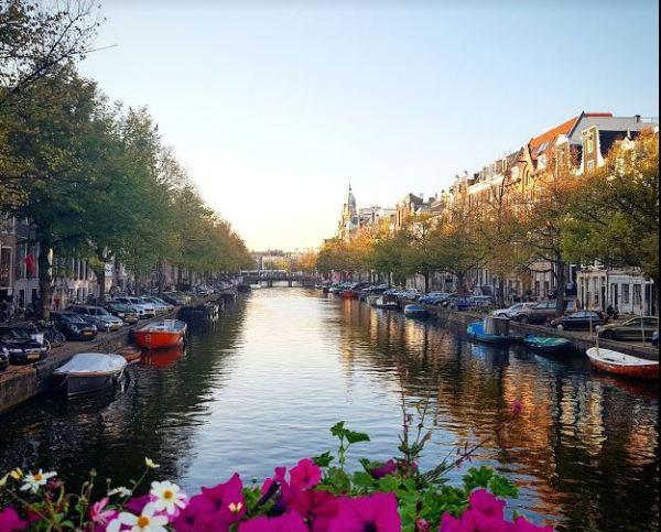 Amsterdam Vakantie in Nederland