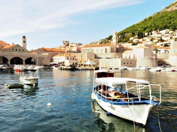 Dubrovnik haven