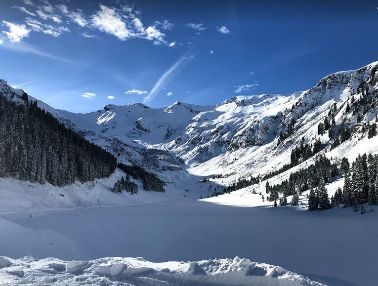 Les Cascades Refuge Du Lac de Gers