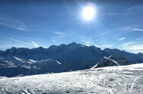 Grand Massif Mont Blanc