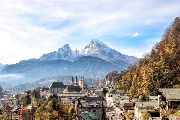 Oostenrijk herfst