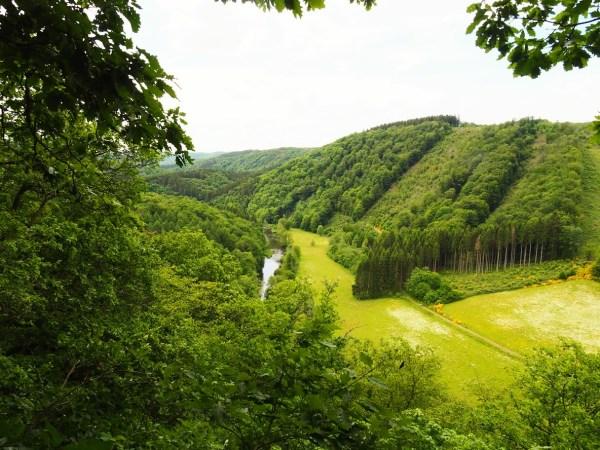 Tintesmühle Our vallei