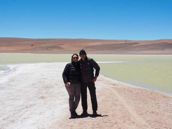 San Pedro de Atacama Altiplano Trek
