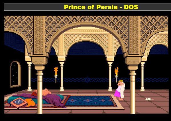 Prince of Persia online spelen