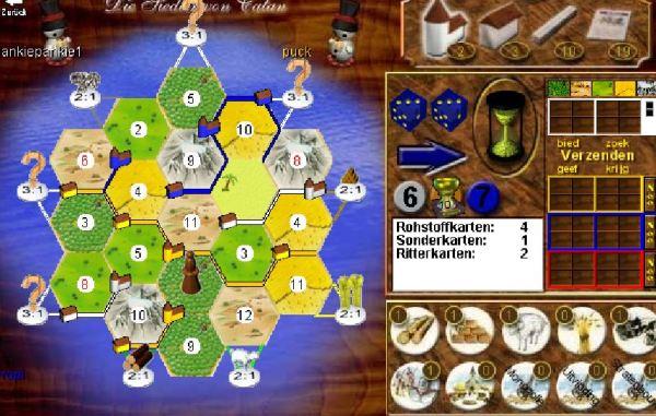 Colonisten Brettspielwelt