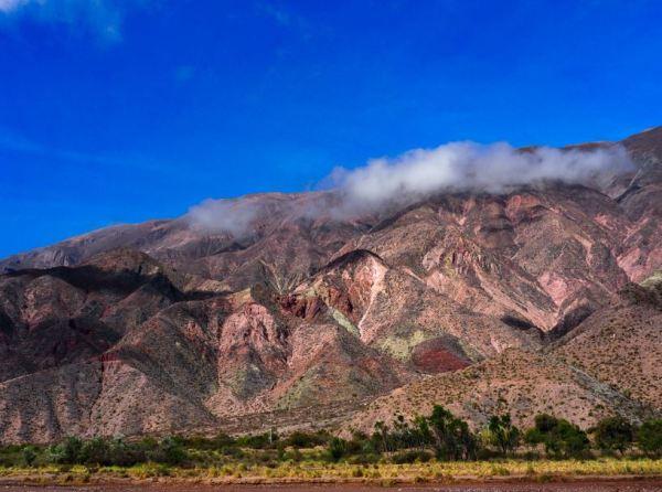 Tilcara bergen