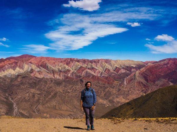 Cerro de los 14 colores Argentinië