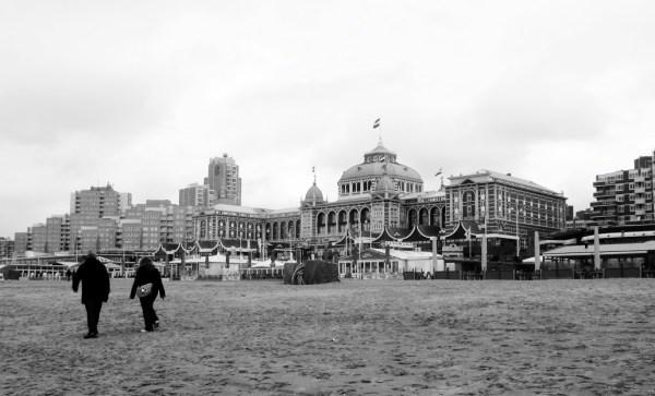 Den Haag Zwart-Wit