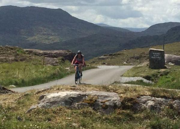 Reisblogger fietsen Ierland
