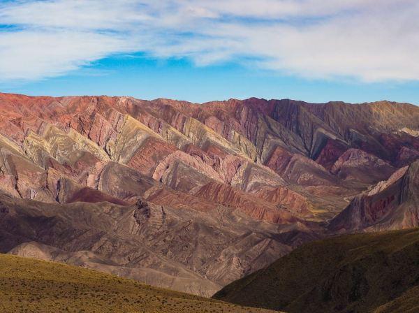 Humahuaca Cerro de los 14 Colores