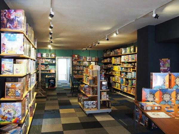 Spellenwinkel Haarlem
