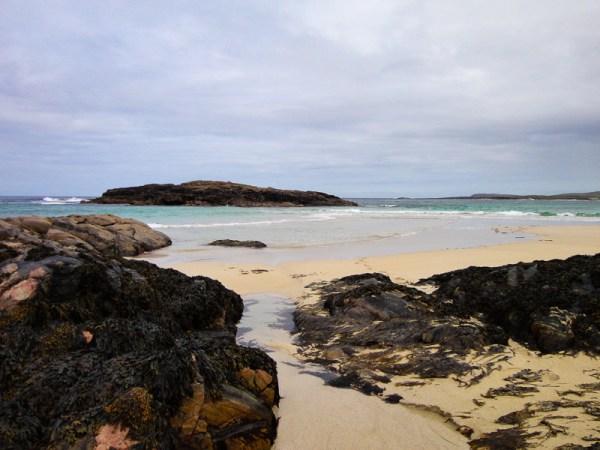 Barra Schotland Outer Hebriden
