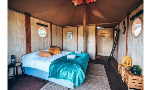 Vakantiehuisje Apeldoorn