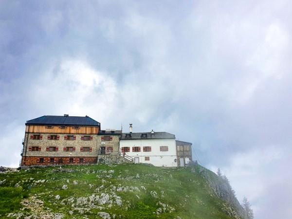 Watzmannhaus wandeling